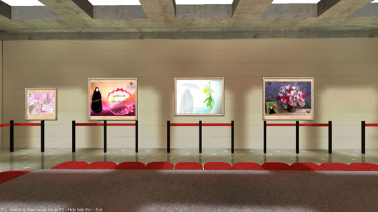 ♥▁♥▂♥▃◄ دانلود نمایشگاه های مجازی تصاویر حجاب (محصول گروه گسترش حجاب برتر) ►▃♥▂♥▁♥